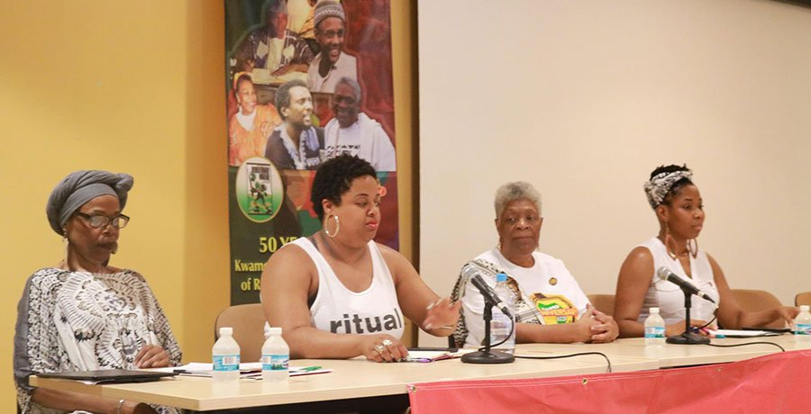 2018 African Liberation Day Panel: African Women Ignited
