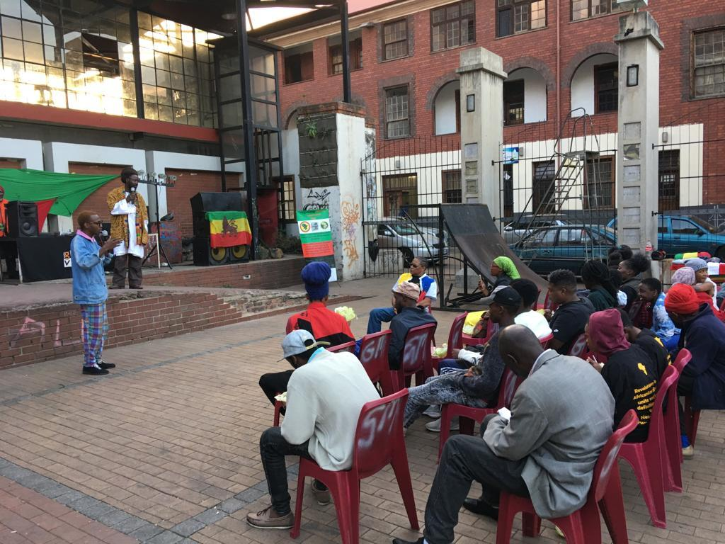 ALD commemoration on 25 May 2019 in Drill Hall, Johannesburg, Azania/South Africa