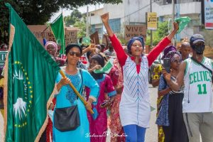 African Women on Frontline for African Unity