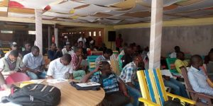 Attentive Audience at ALD Senegal Symposium
