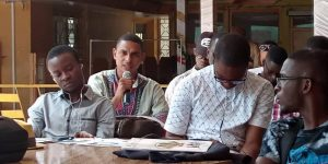 Q&A inquiry at ALD Senegal programme