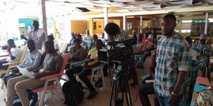 Audience building up @ ALD Senegal