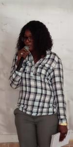 Presenter at ALD Senegal