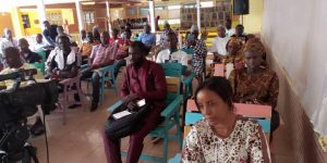 Attentive Audience @ ALD Senegal