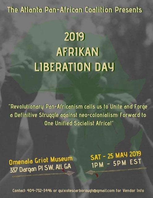 Atlanta Afrikan Liberation Day
