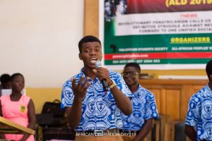 Youth Presentation @ ALD Ghana, Western Region