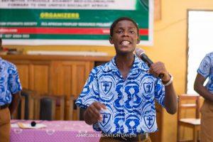 Secondary School Youth @ ALD Ghana, Western Region