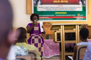 Presenter @ ALD Ghana, Western Region