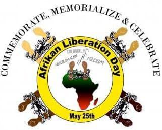 Afrikan Liberation Day Banner
