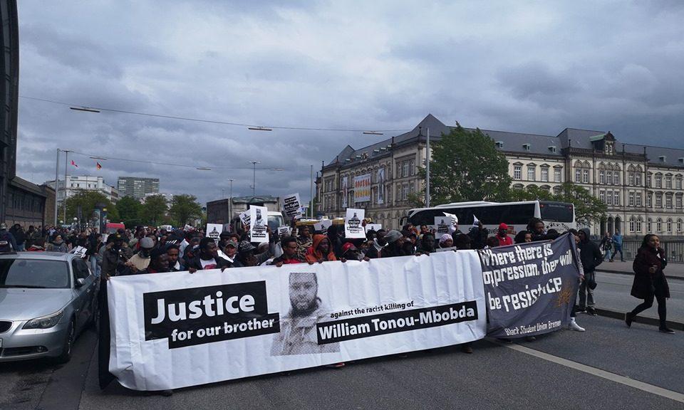 JusticeForMbobda Demo