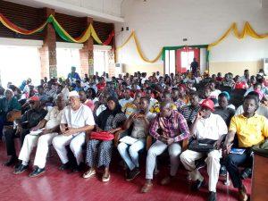ALD Guinea-Bissau @ PAIGC National HQ